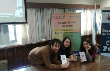 Capacitaci�n: Fortalecimiento a la Econom�a Social Formaci�n en Gesti�n